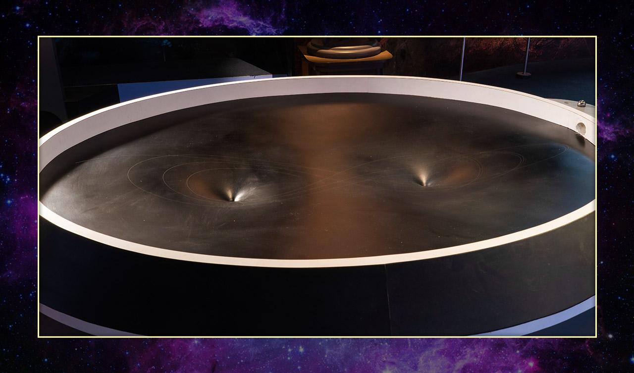 Double Well - Orbital Mechanics